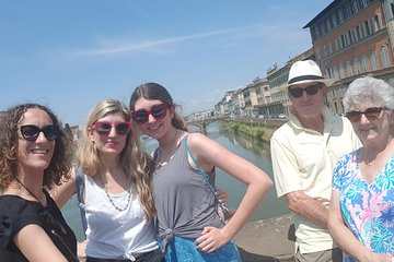 Private Florence Highlights Guided Tour including Ponte Vecchio and Santa Croce