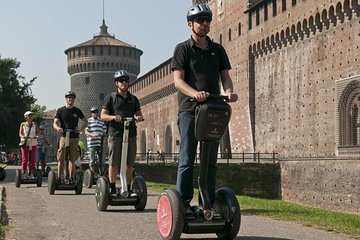 3-Hour Milan Private Segway Tour