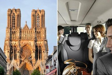 Champagne Small Group Tour from Paris with Reims Cellars & Champagne Tasting