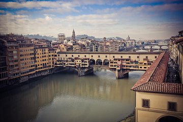 Small Group tour of Florence from Rome by High speed train