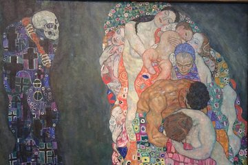 Private guided tour of the Leopold Museum: Klimt, Schiele, Kokoschka