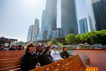 Chicago Architecture River Cruise Guided Tour 2021