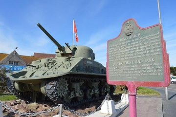 Private guided Canadian D-Day Tour from Bayeux