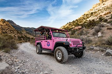 Red Rock Canyon with Rocky Gap 4x4 Jeep Adventure