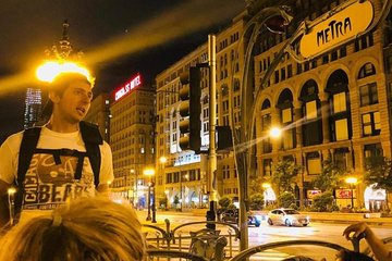 Private Haunted History of Chicago Ghost Tour