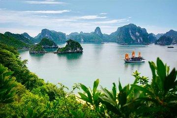 Halong Bay 04 Hour Shore Excursion from Halong Bay/ Hanoi (Cai Lan), Vietnam