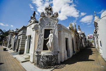 Private Recoleta + Retiro Tour - Includes visit to unique Recoleta Cemetery