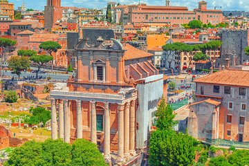 Open Ticket :Skip-the-Line Roman Forum & Palatine Hill Guided Tour