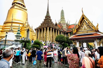 The Best of Bangkok : Shore Excursion from Khlong Toei Port