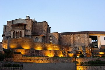 Cusco City Tour Half-Day Including Four Ruins, Cathedral and Qorikancha