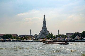 Bangkok Canals - Wat Arun Tour