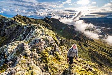 Iceland Volcano Hike