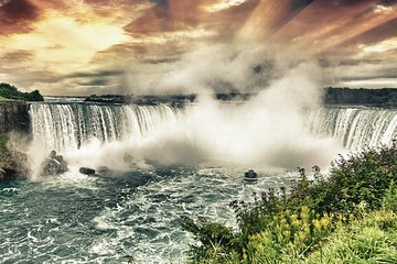 Maid of the Mist, Cave of the Winds and History Tour!!!