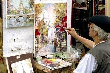 Paris Hidden Gems : Vagabond and Renowned Artists of Paris (Private Tour)