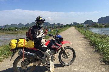 Vietnam Motorcycle Trip from Hanoi to Ninh Binh - 1 day