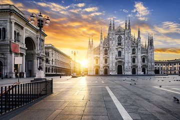 Private transfer from Milan City Centre to Milan Railway Station