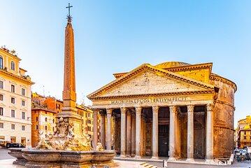 Rome Scavenger Hunt: Let's Rome!