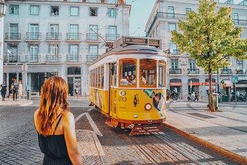 Lisbon Walking & Tram Tour with Private Guide - Alfama, Bairro Alto and Baixa