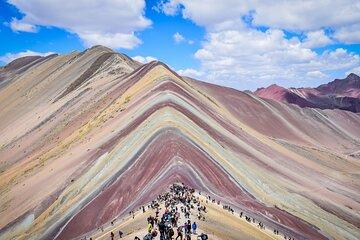 Shared Rainbow Mountain Tour From Cusco: Vinicunca Rainbow Mountain