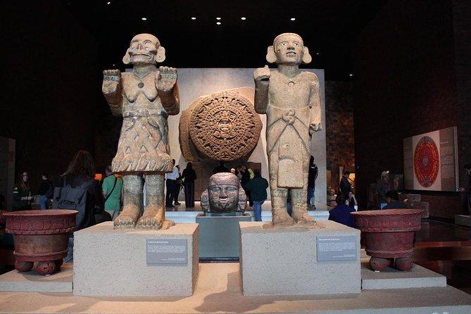 متحف الوطني للأنثروبولوجيا، مكسيكو سيتي