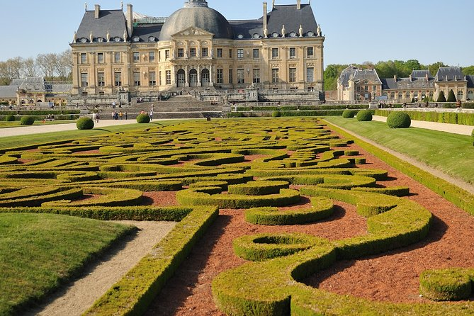 Vaux Le Vicomte Palace Admission Ticket