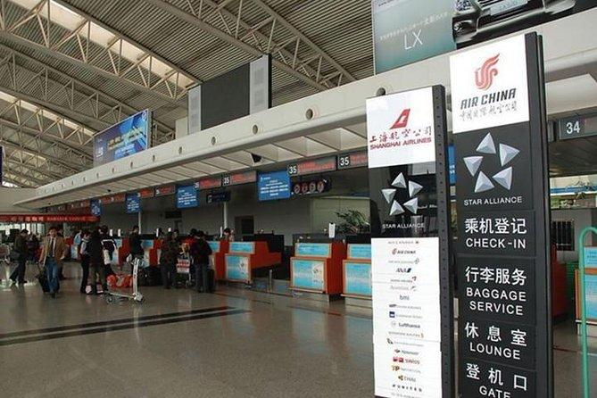 Xi An Private Transfer From Xi An Xianyang International