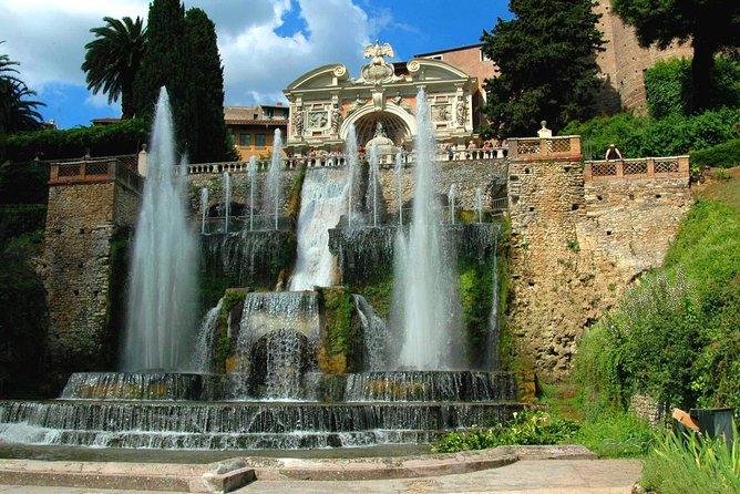 Rome To Tivoli Hadrian S Villa And Villa D Este Half Day Trip 2020