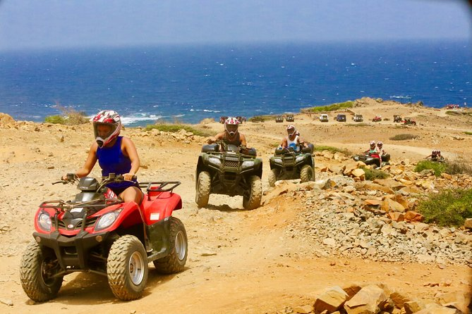 aruba atv tour with