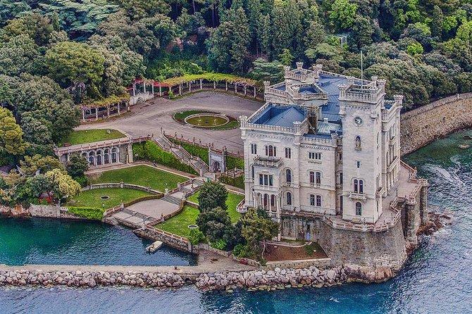 Boleto de entrada al castillo de Miramare | Trieste | 2020 | Viator