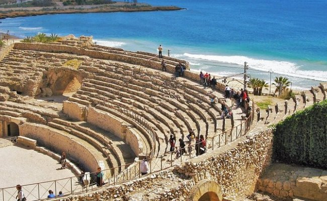 Tarragona Half Day Small Group Tour With Hotel Pick Up