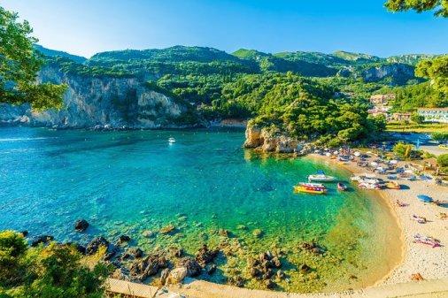 Image result for Glyfada, Corfu