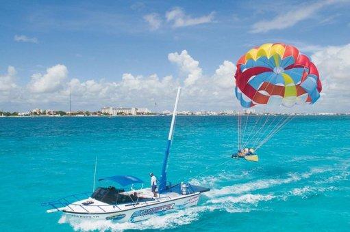 Cancun Parasailing Adventure 2021