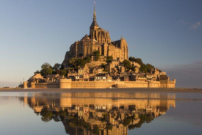 Normandy Mont-Saint-Michel Abbey Skip the Line Entrance Ticket 2021 - Mont- St-Michel