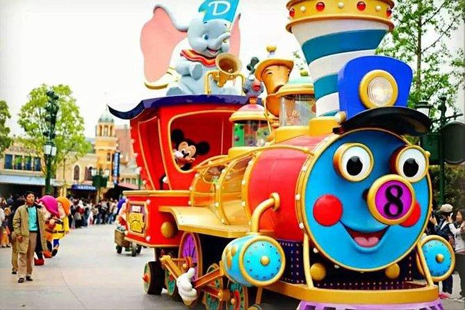 Cheap Shanghai Disneyland Park Resort Tours Ticket Prices