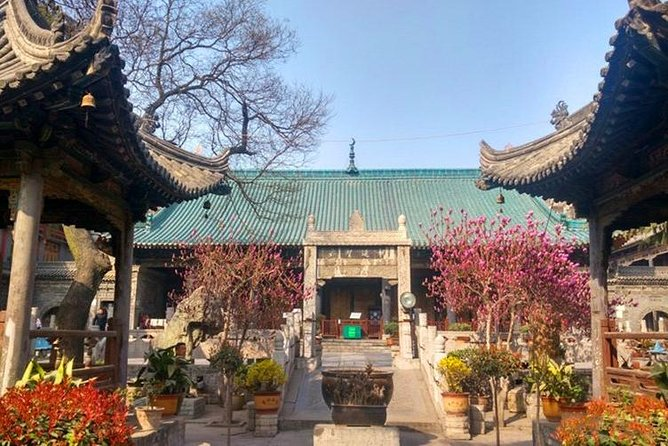 Mini Group Half Day Tour Xi An Bell Tower Xi An Mosque And