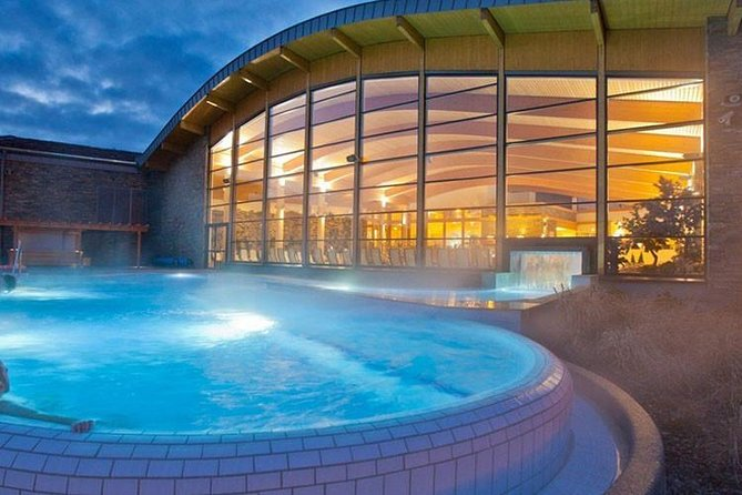 Thermal Water Pools And Baths
