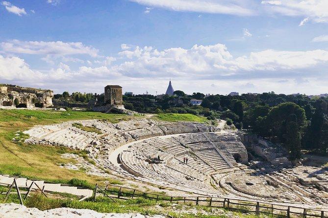 Tour del Parco archeologico della Neapolis di Siracusa , Sicilia - 2021