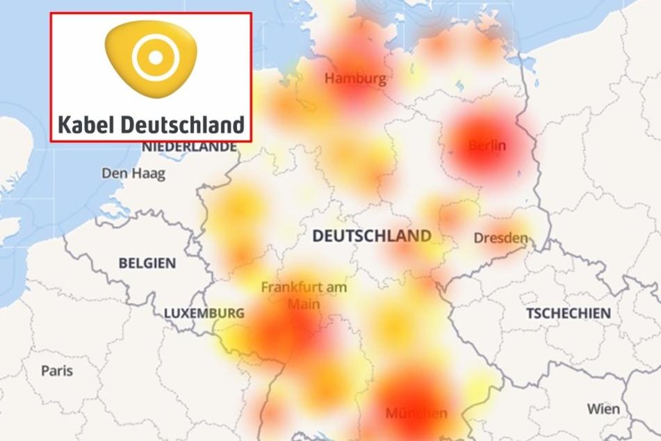 Deutschlandweit Strungen Bei Kabel Deutschland