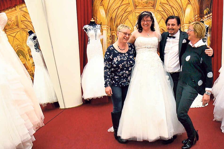 BrautmodenKnig sucht XXLModels  TAG24