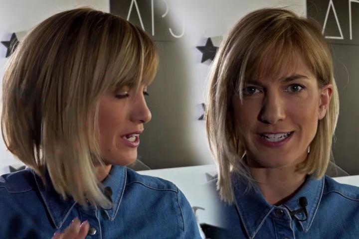 """Muss Mich Dran Gewöhnen"""" Isabell Horn überrascht Fans Mit Neuem Look"""