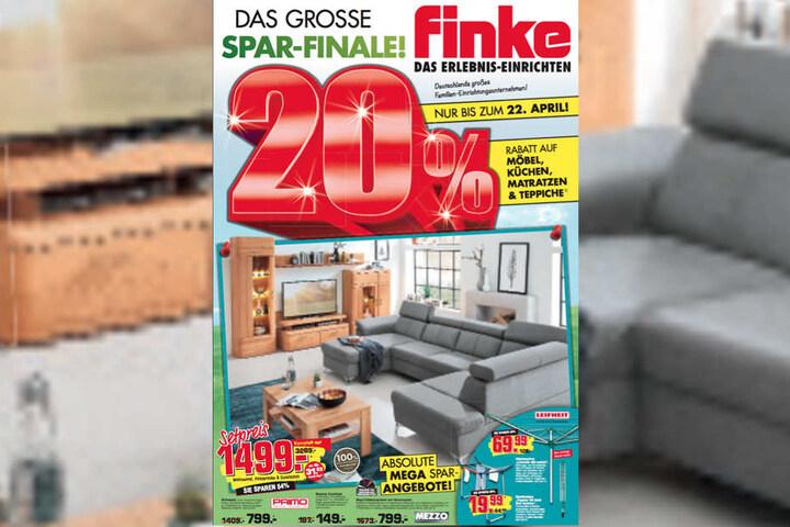 Finke Prospekt Cheap In Schnen Farben Die Fassade Des Mbelhauses Finke In Paderborn Hat Der