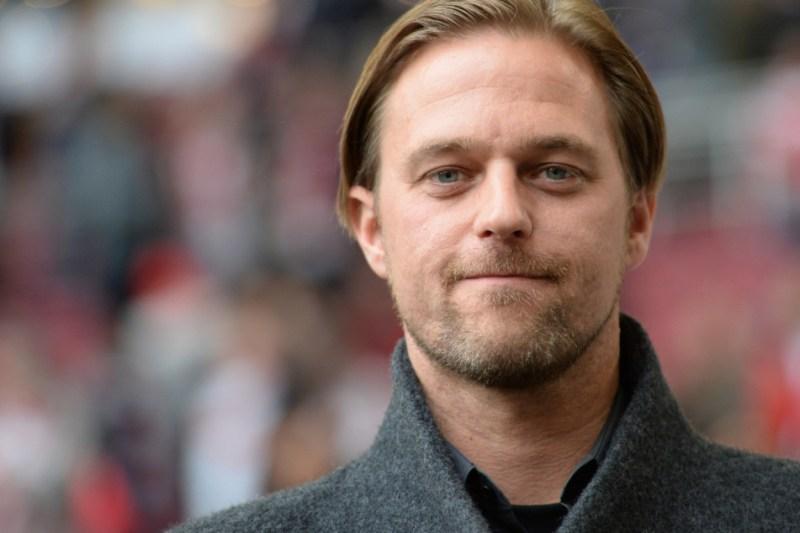 Former goalkeeper of the German national team and VfB Stuttgart: Timo Hildebrand.
