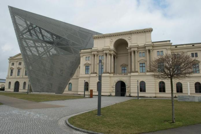 The Military History Museum in Dresden is also currently closed.