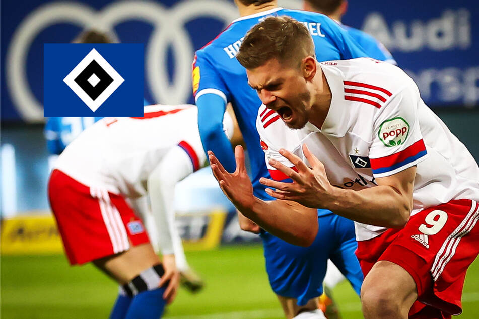 https www tag24 de sport fussball verein hsv hamburger sv muss sich gegen holstein kiel nach katastrophaler chancenverwertung mit remis begnuegen 1867465