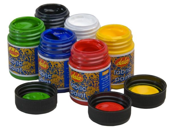 Fabric Paints for Painting