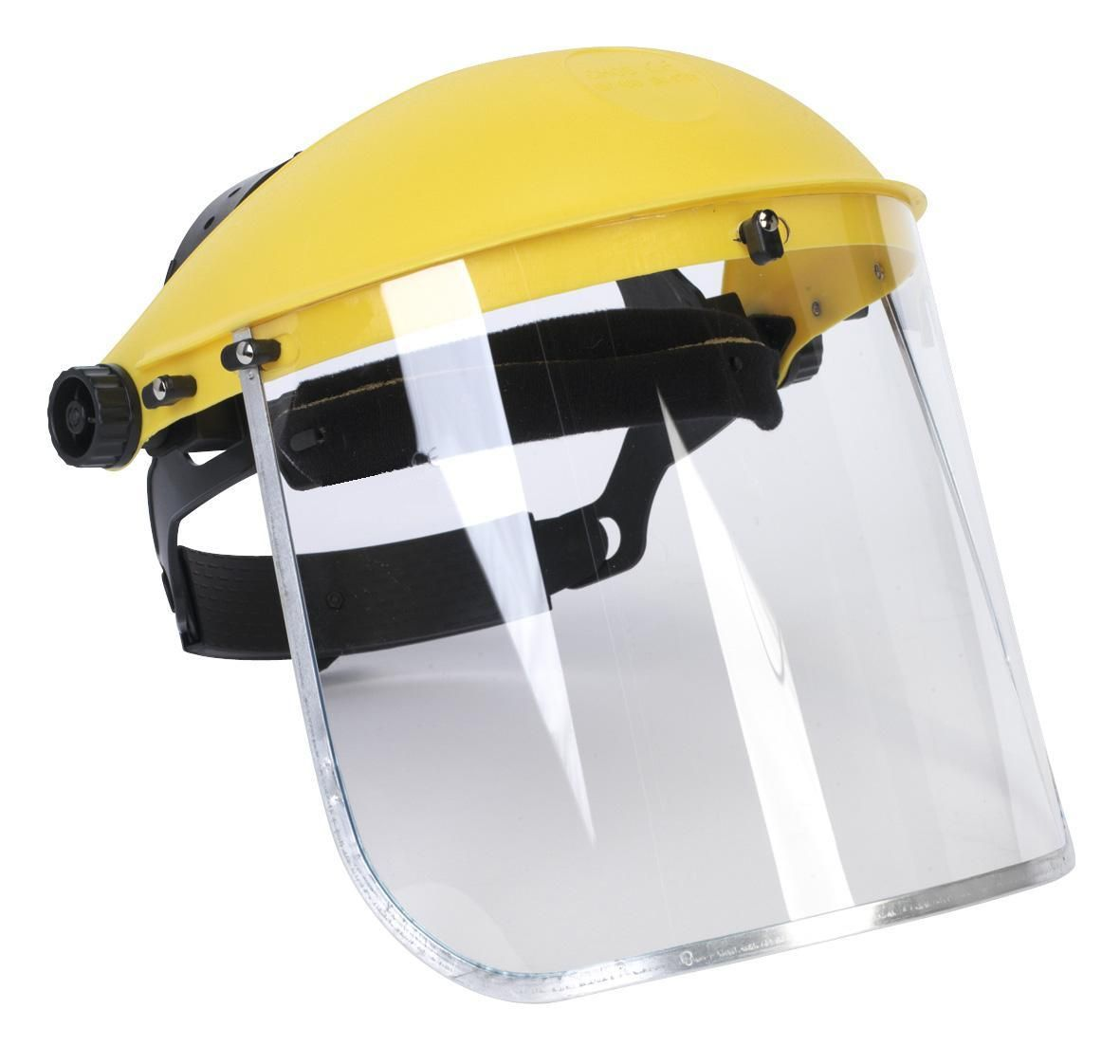 Rocwood Face Shield With Poly Carbon Visor Buy Online