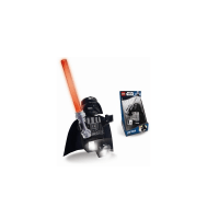 Lego Star Wars Darth Vader Torch With Light-up Lightsaber ...