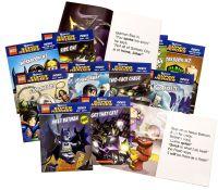 Lego Dc Universe Super Heroes Phonics Boxed Set | Buy ...