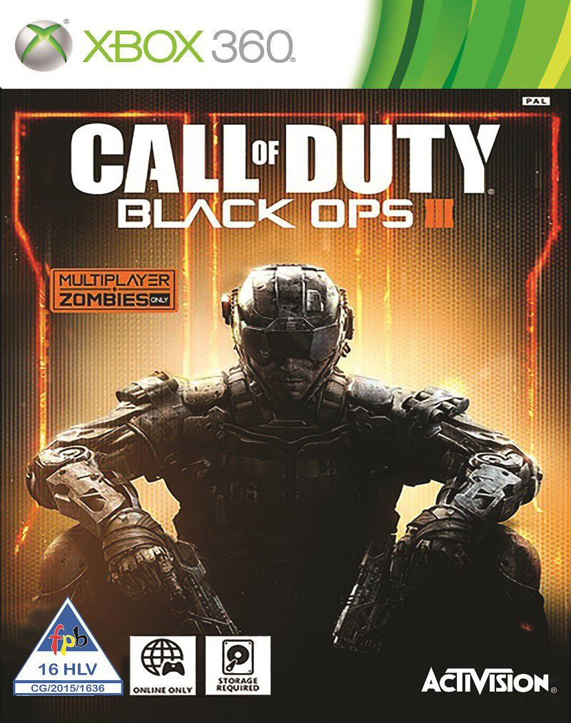 Call Of Duty Black Ops 3 Xbox 360 Online In South Africa