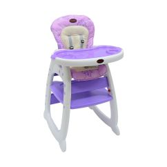 Purple High Chair Kids Table And Chairs Diy Chelino Angel 2 In 1 Buy Online
